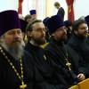 Клирики храма посетили IV Рождественские образовательные чтения Центрального викариатства г. Москвы