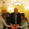 Детская воскресная школа побывала в Московском музее образования
