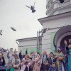 Благовещенские голуби!