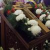«Православных людей Твоих рог вознеси честнаго Креста Твоего воздвижением, Христе Многомилостиве» (стихира на литии)