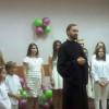 Клирик храма посетил праздничное мероприятие, посвящённое Дню матери в Центре социальной помощи семье и детям «Семья»